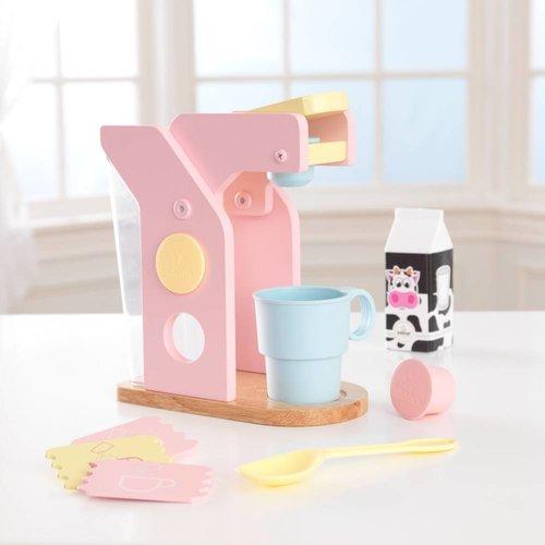 Kidkraft Koffiezetapparaat Roze