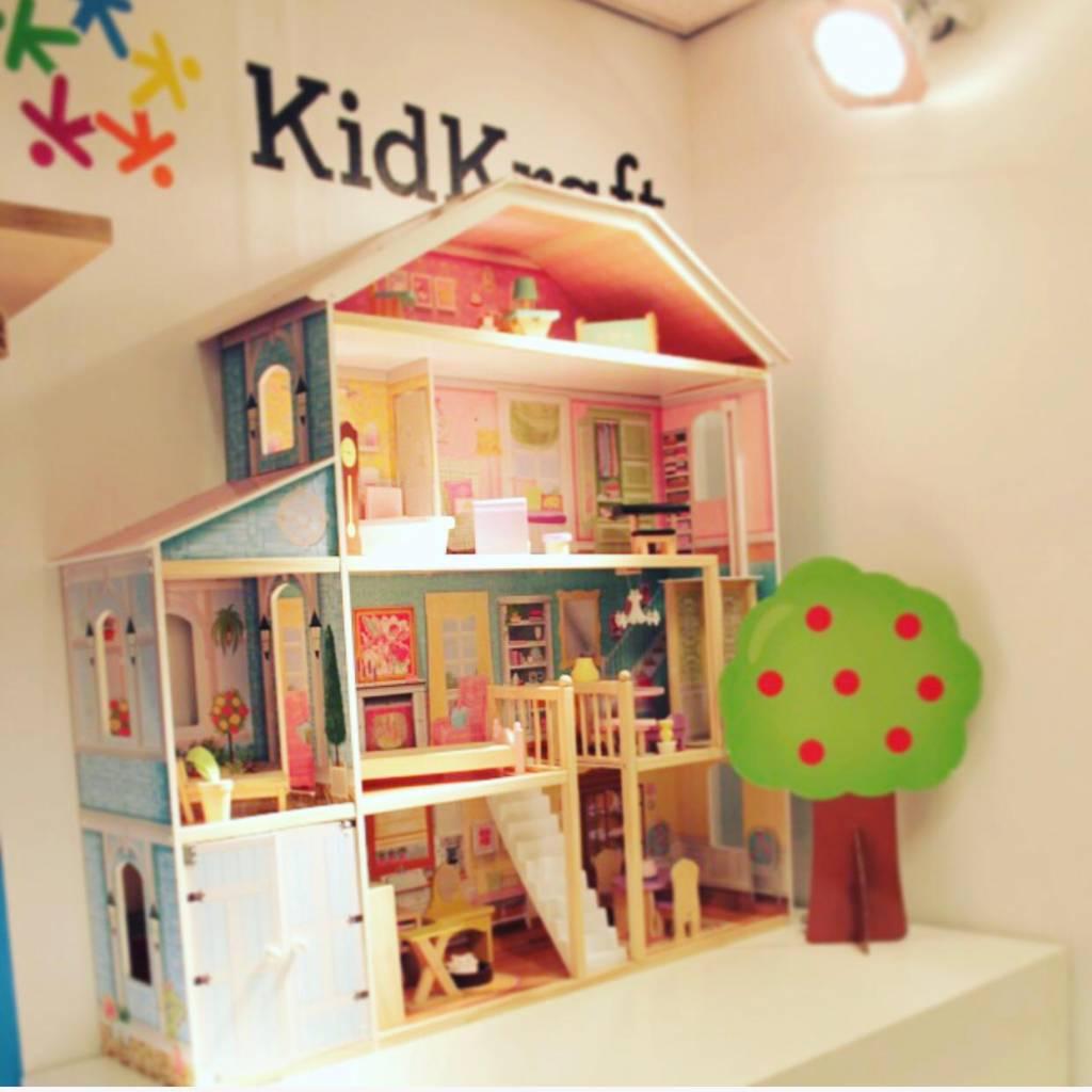 KidKraft Showroom bij Het Houten Poppenhuis