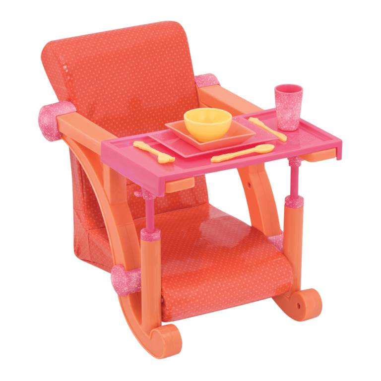 Our Generation Let's Hang Clip On Chair