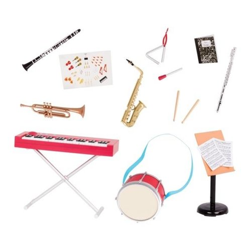 Our Generation School Band Play Set