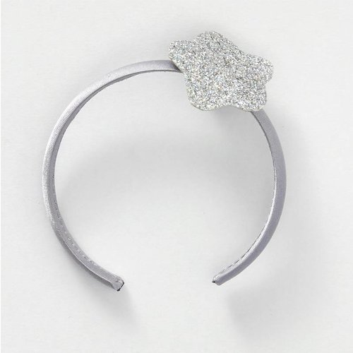 byASTRUP Poppen Haarband Zilver
