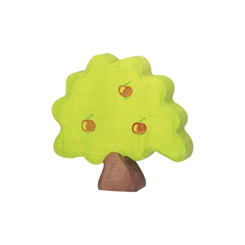 Holztiger Appelboom