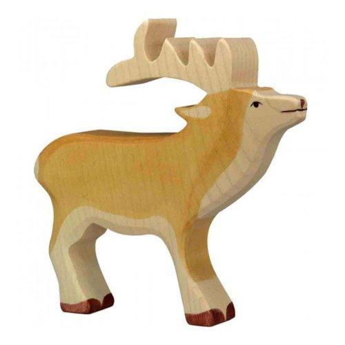 Holztiger Hert