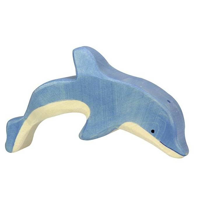 Holztiger Dolfijn