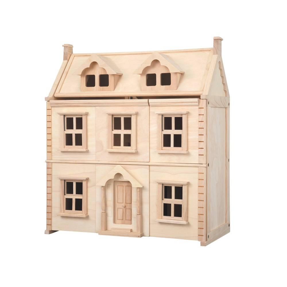 Plan Toys Victoriaans Poppenhuis