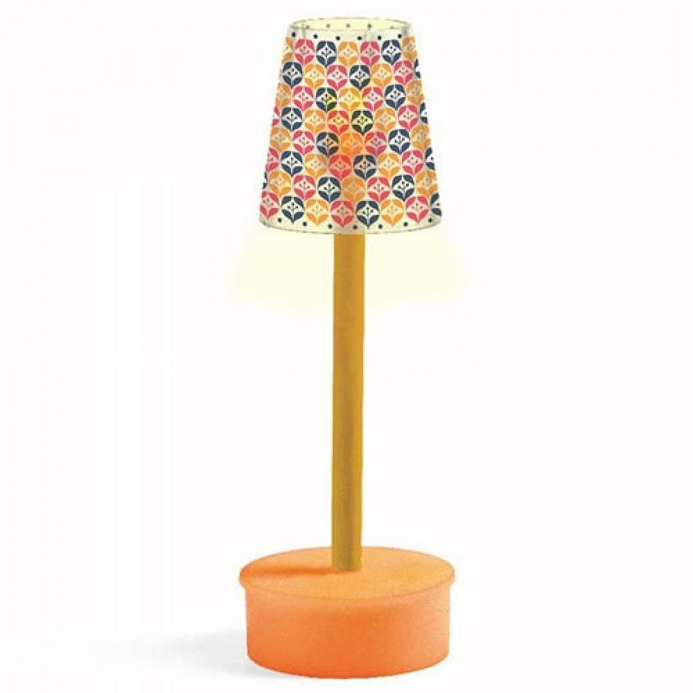 Djeco Poppenhuis Staande Lamp
