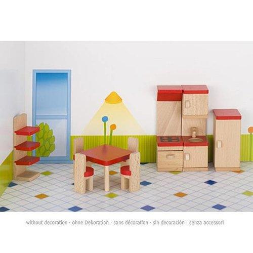 Goki Poppenhuis Keuken Basic