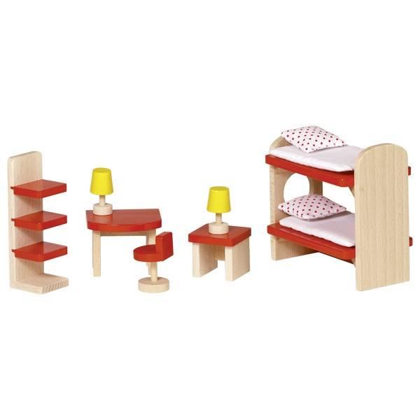 Goki Poppenhuis Kinderkamer Basic