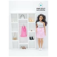 Kledingkast Barbie