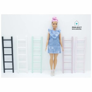 Project Dollhouse Decoratie Ladder Barbie