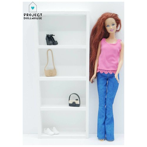 Project Dollhouse Kast Barbie