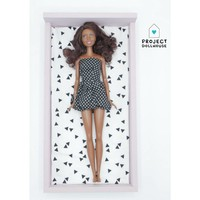 Barbie Bed Oud Roze