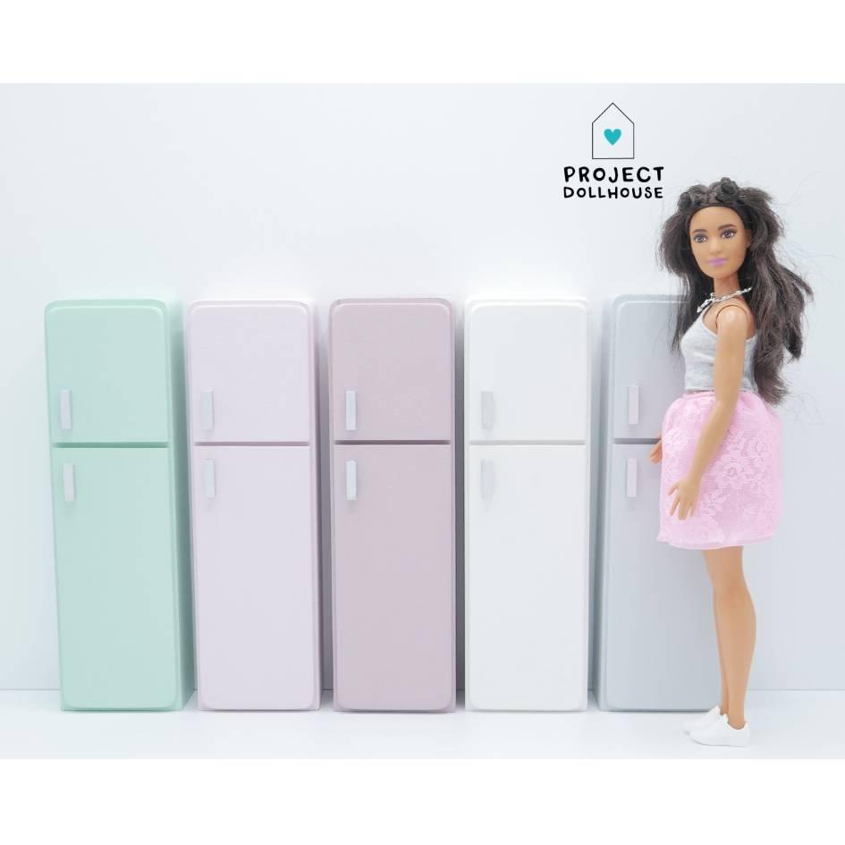 Project Dollhouse Barbie Koelkast