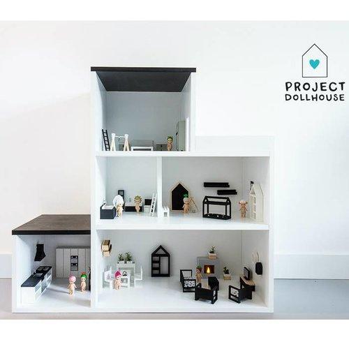 Project Dollhouse Poppenhuis Jamie
