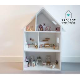 Project Dollhouse Poppenhuis Emma