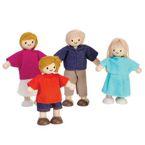 Plan Toys Poppenhuis Familie II