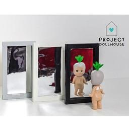 Project Dollhouse Grote Poppenhuis Spiegel