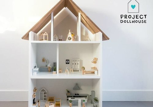 Project Dollhouse Poppenhuizen