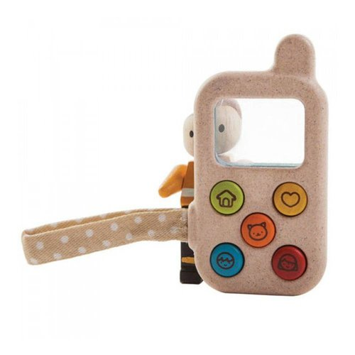 Plan Toys Mijn Eerste Telefoon