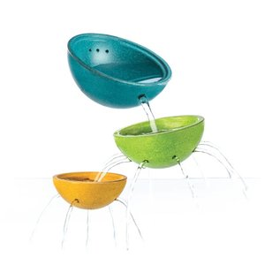 Plan Toys Badspeelgoed Fountain Bowl Set