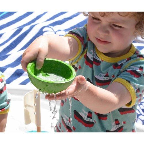 Plan Toys Badspeelgoed Fountain Bowl Set