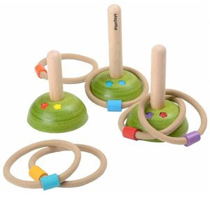 Plan Toys Ringwerp Spel Meadow
