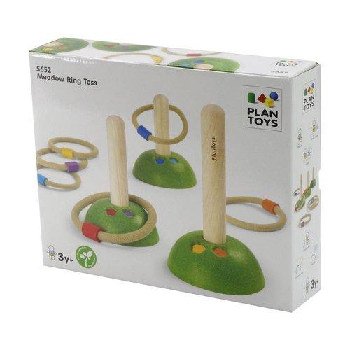 Plan Toys Ringwerp Spel Meadow