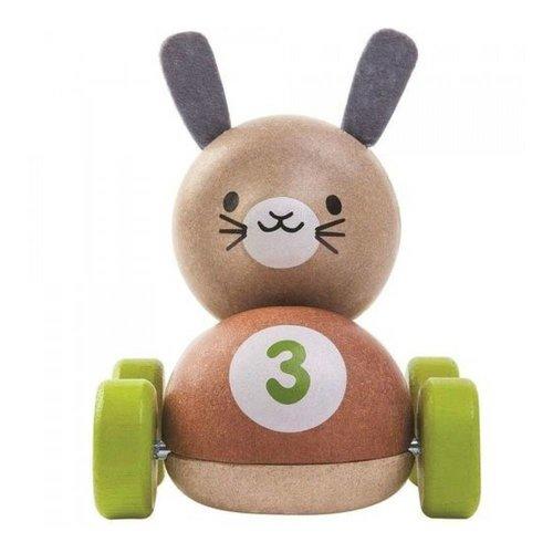 Plan Toys Auto Bunny Racer