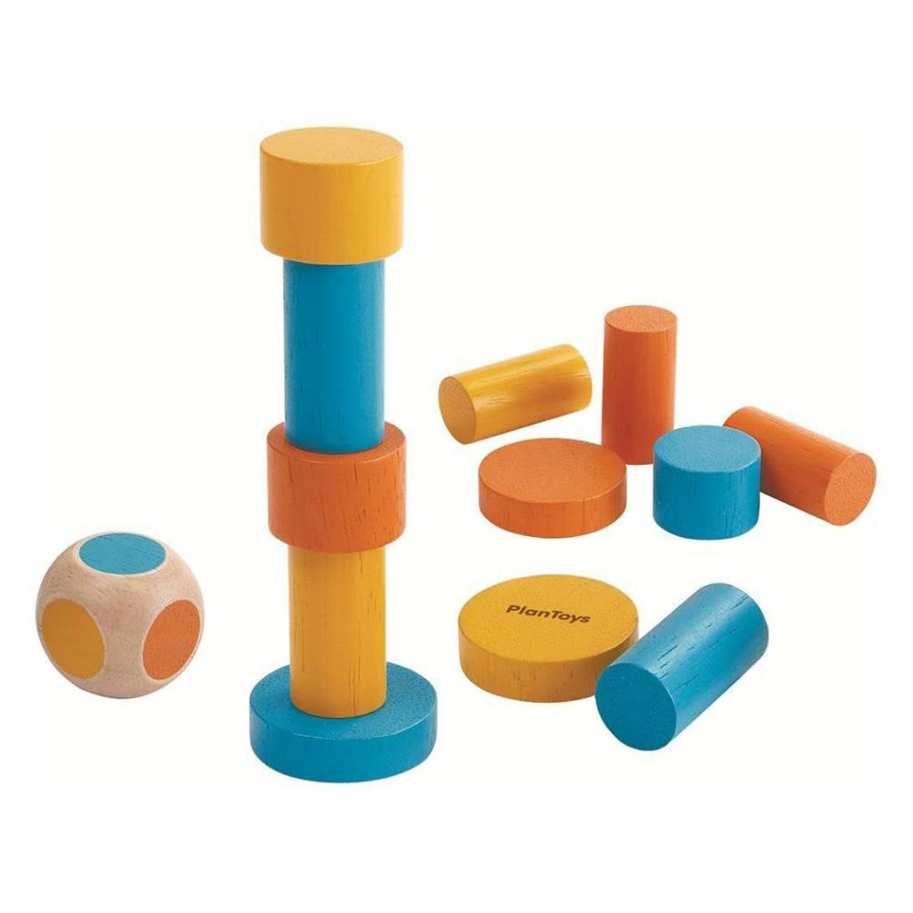 Plan Toys Mini Stapel Toren