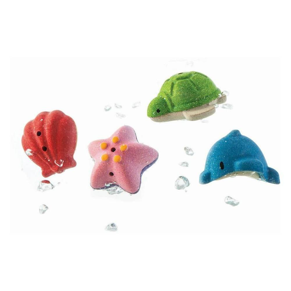 Plan Toys Badspeelgoed Zeewereld