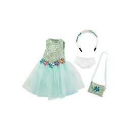 Käthe Kruse Kruselings Vera Party Time Outfit