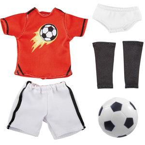 Käthe Kruse Kruselings Michael Soccer Ace Outfit
