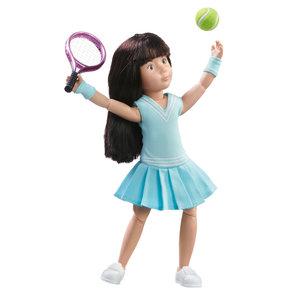 Käthe Kruse Kruselings Luna Tennis Practice