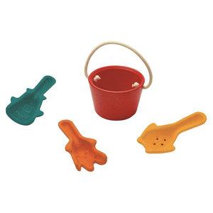 Plan Toys Zandemmer Speelset