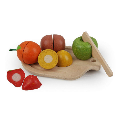 Plan Toys Houten Fruit Set