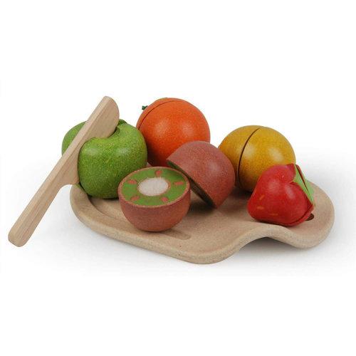 Plan Toys Houten Fruit Set