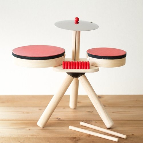 Plan Toys Musical Band Drumstel