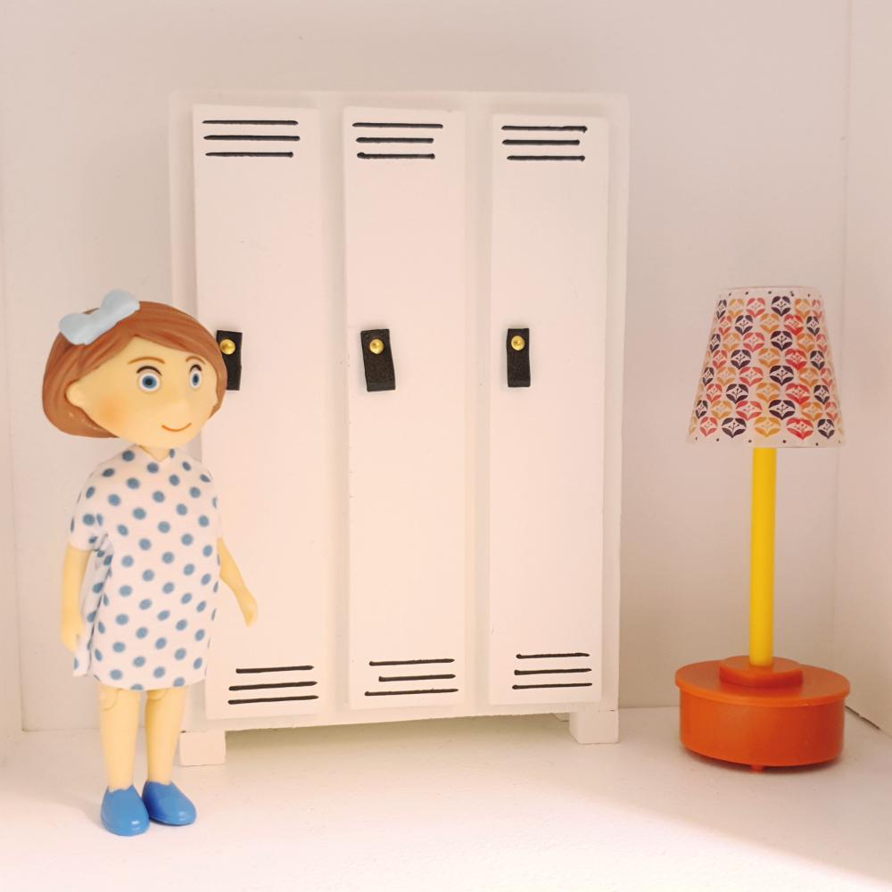 Project Dollhouse en Djeco