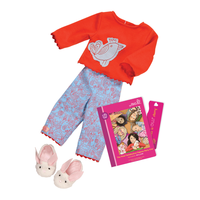 Willow's Read and Play Set