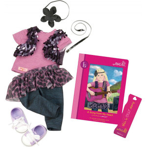 Our Generation Layla's Read and Play Set