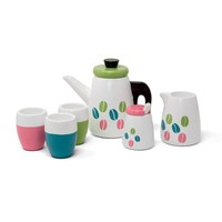 Koffie set Retro