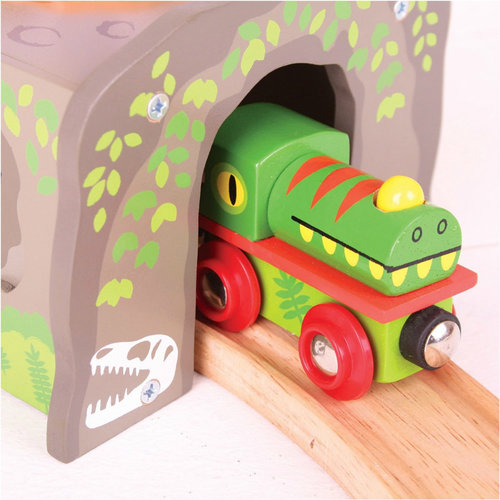 Bigjigs T-Rex Tunnel