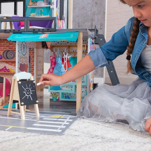 Kidkraft Bianca City Life Barbiehuis