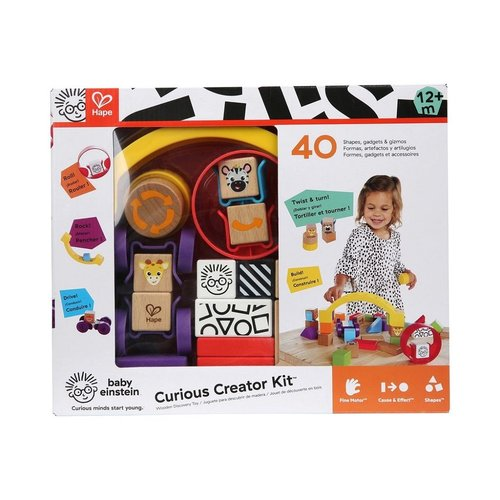 Hape Curious Creator Kit