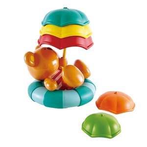 Hape Teddy's Umbrella Stackers