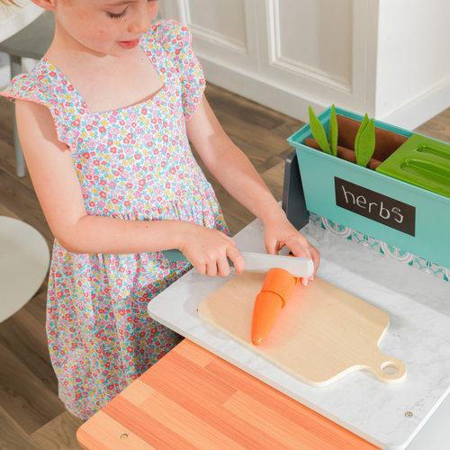 Kidkraft Garden Gourmet speelkeuken met gemakkelijke EZ Kraft Assembly™  - Copy