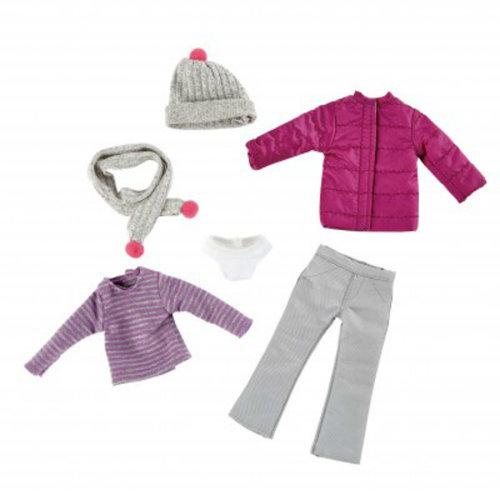 Käthe Kruse Kruselings Snow Day Outfit