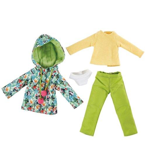 Käthe Kruse Kruselings Tropical Winter Outfit