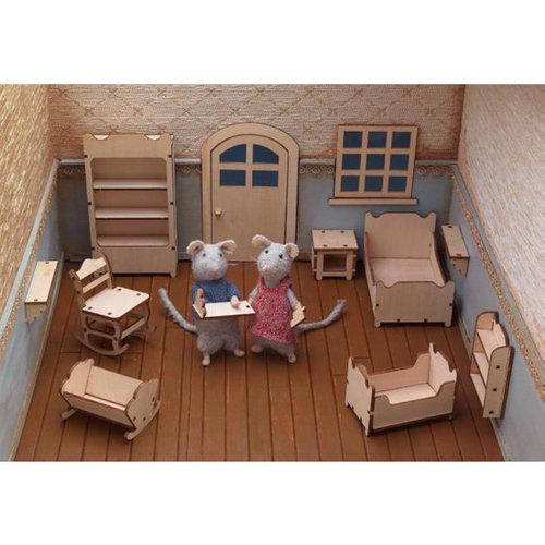 Het Muizenhuis Slaapkamer Kinderen Meubelkit