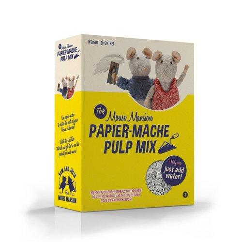 Het Muizenhuis Papier Mache Pulp Mix